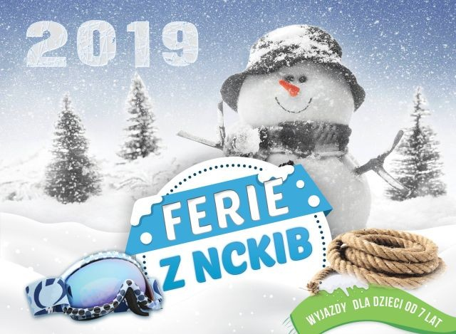 Ferie 2019 z Nowostawskim Centrum Kultury i Biblioteki.