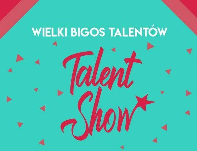 """""""Wielki Bigos Talentów - Talent Show"""" w I LO w Malborku."""
