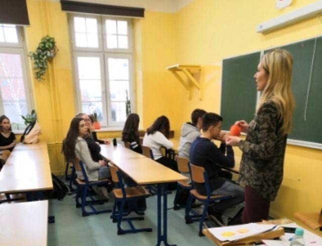 Malbork: Warsztaty zawodowe w II Liceum Ogólnokształcącym