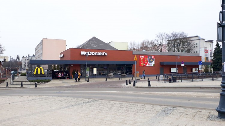 Szykuje się czasowe zamknięcie McDonald's. W kwietniu malborska restauracja kończy 10 lat.