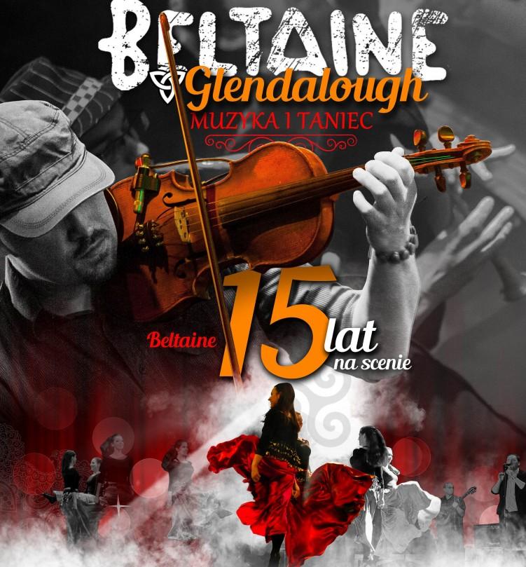 Irlandzkie klimaty w Tczewie - Beltaine & Glendalough na żywo.
