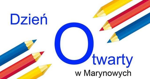 Marynowy: Dzień Otwarty w Szkole Podstawowej