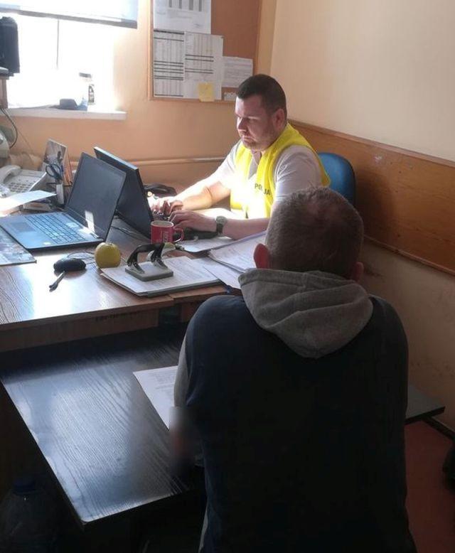 Ukradł sprzęt i materiały z firmy budowlanej w Malborku. 40-latek w rękach policji.