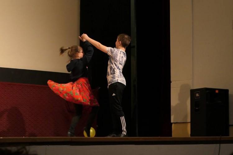 Sukces Zespołu Pieśni i Tańca