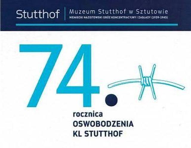 Sztutowo: Obchody 74.rocznicy oswobodzenia KL Stutthof.
