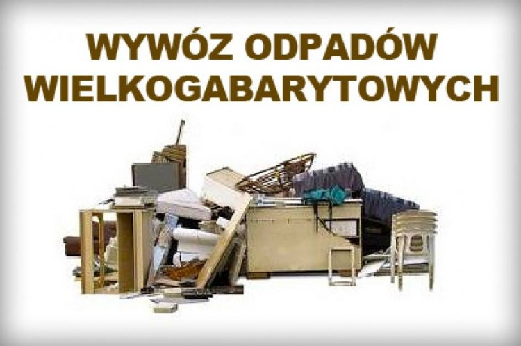 Gmina Miłoradz: Zbiórka odpadów wielkogabarytowych oraz sprzętu elektrycznego i elektronicznego.