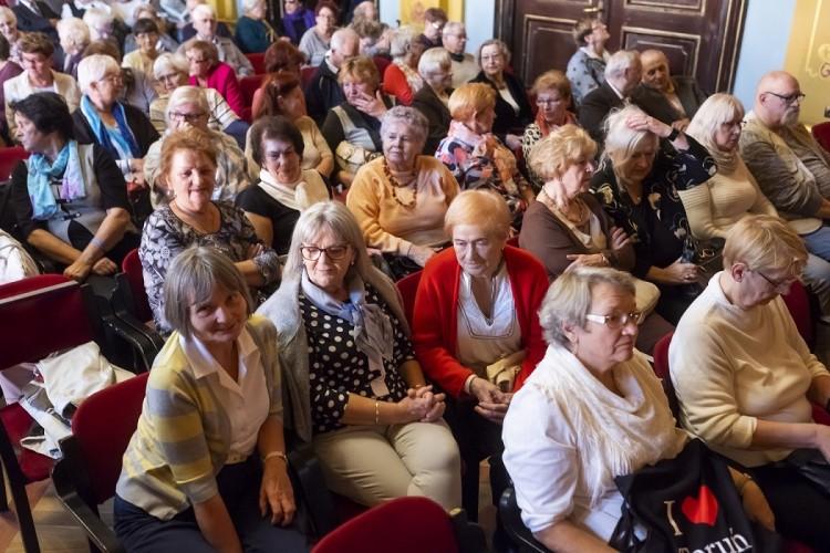 """Ogólnopolska akcja """"Mocne kości do starości"""" w Nowym Dworze Gdańskim"""