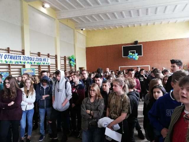 Dzień Otwarty w Zespole Szkół nr 2 w Nowym Dworze Gdańskim