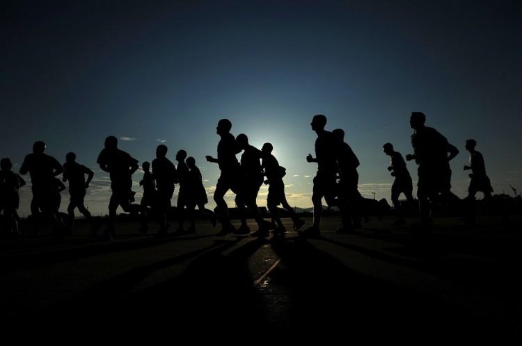 """Bieg i Marsz Nordic Walking """"Bumerun"""" w Kątach Rybackich. Zobacz gdzie wystąpią utrudnienia."""