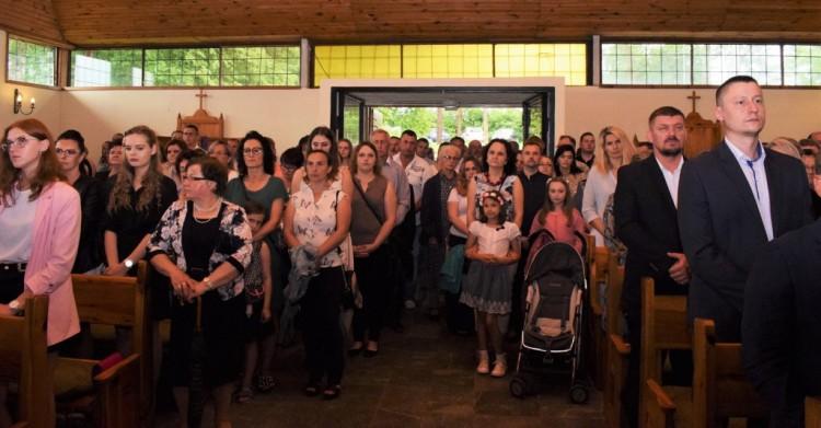 Jazowa: Uroczystości jubileuszowe z okazji 70-lecia erygowania Parafii