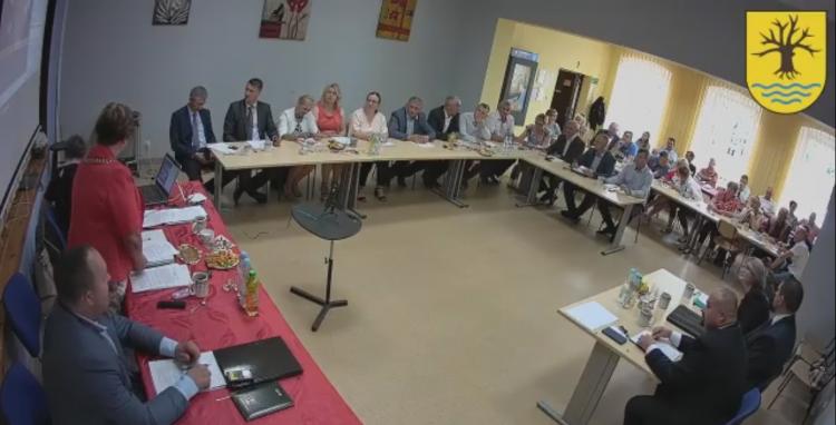 Sesja Rady Gminy Stary Dzierzgoń. Zobacz na żywo.
