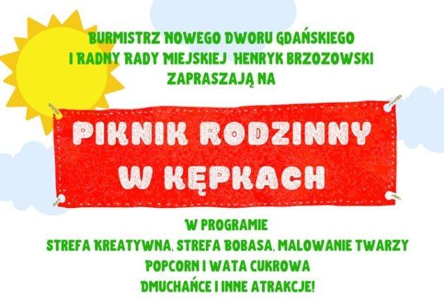 Piknik Rodzinny w Kępkach