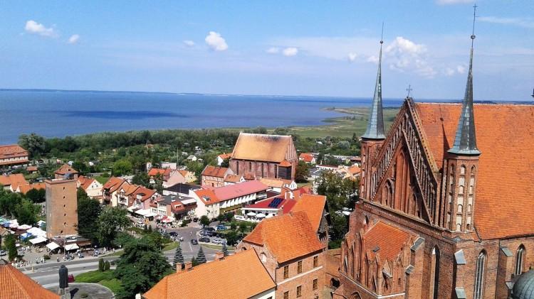 Malborskie Światłowody wybudują sieć FTTH we Fromborku.