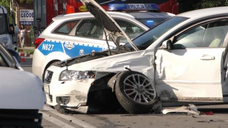 Wypadki drogowe, pożary i uwolnienie zwierząt ze studni - raport sztumskich służb mundurowych.