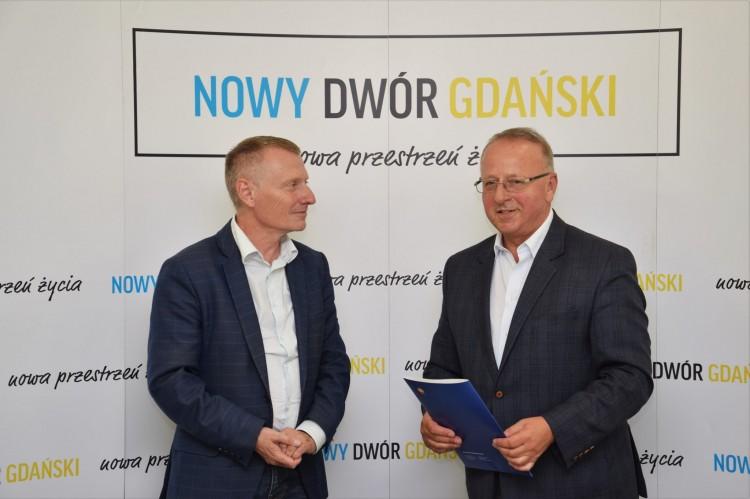 W nowym roku szkolnym dzieci z Gminy Nowy Dwór Gdański bezpiecznie dojadą do przedszkoli i szkół.