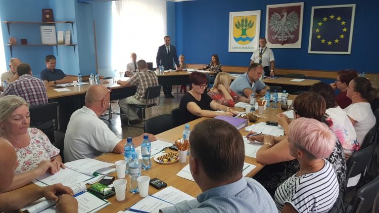 Biogazownia w Tragaminie głównym tematem VII sesji Rady Gminy Malbork
