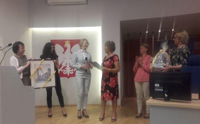 Nagroda Marszałka dla mieszkanki Gminy Sztutowo.