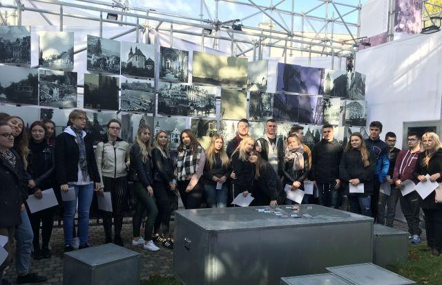 Oczyma świadków historii- 3A w Muzeum Miasta Malborka