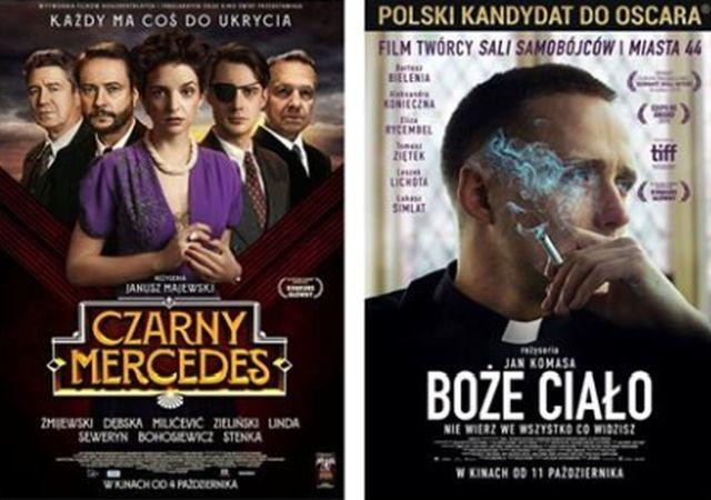 Polskie filmy w listopadzie.Kino
