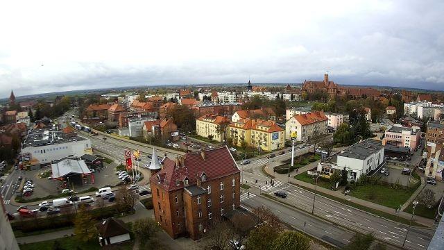 Malbork: 101. Rocznica Odzyskania przez Polskę Niepodległości. Uwaga na utrudnienia w ruchu.
