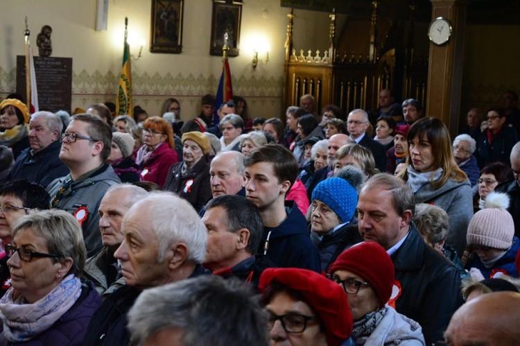 Narodowe Święto Niepodległości w Nowym Dworze Gdańskim