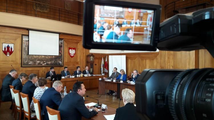 Sesja budżetowa Rady Miasta Malborka. Czy będzie blokowana?