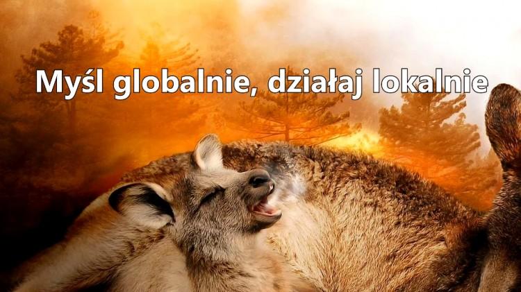 """""""Myśl globalnie, działaj lokalnie"""" - List Otwarty uczniów z Marzęcina."""