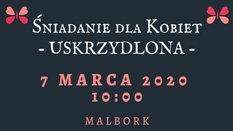 """To już 5 takie spotkanie. """"Śniadanie dla kobiet"""" nie tylko z Malborka. Szczegóły na plakacie."""