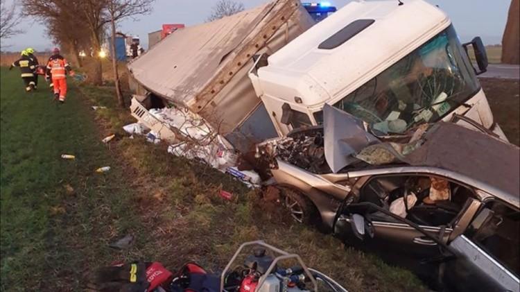 Niebezpiecznie na drogach powiatu malborskiego – weekendowy raport malborskich służb mundurowych.