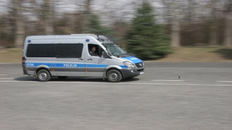 Policja poszukuje świadków zdarzenia.