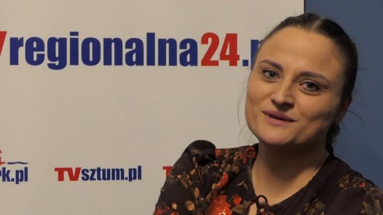 """""""Wiedziałam, że będzie to romans"""" - literacki debiut Moniki Wrzoskowicz z Malborka."""