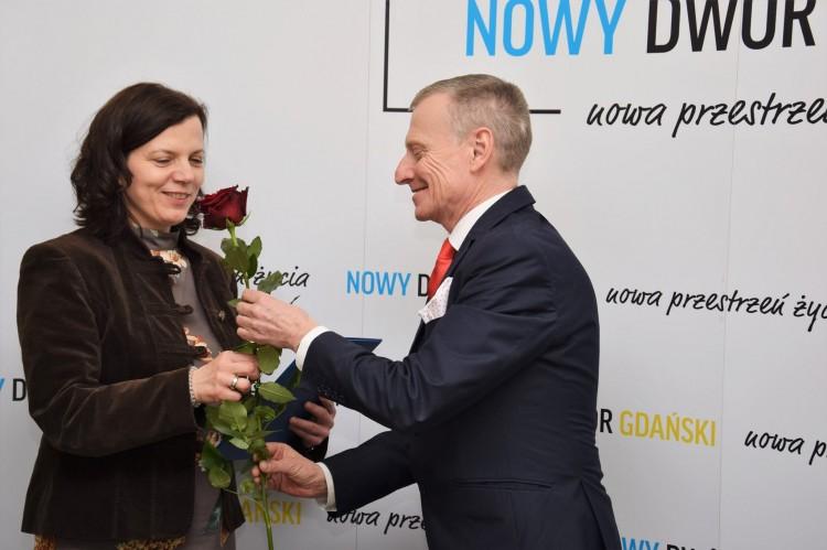 Monika Jastrzębska-Opitz kierować będzie Żuławskim Ośrodkiem Kultury do 2025 roku