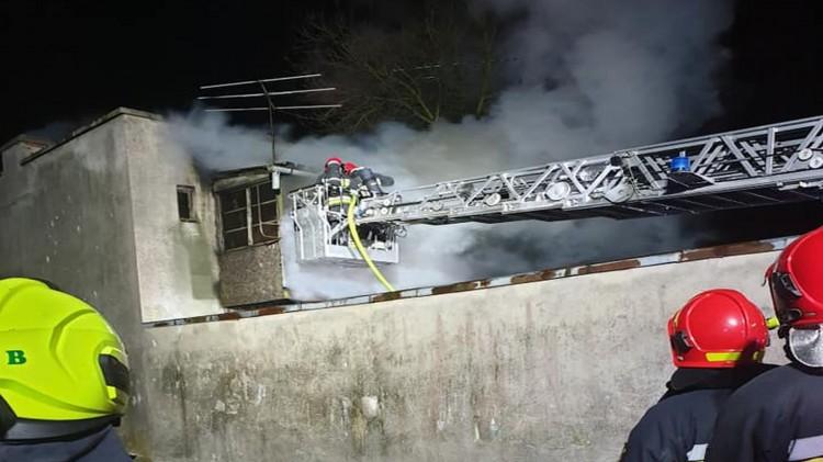 Strażacy gasili 17 pożarów – weekendowy raport malborskich służb mundurowych.