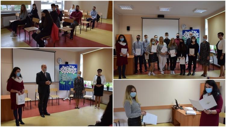 Dzień Edukacji Narodowej w Zespole Szkół.