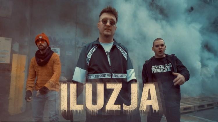 """""""Iluzja"""" Igora Elciaka Pepłowskiego z Malborka."""