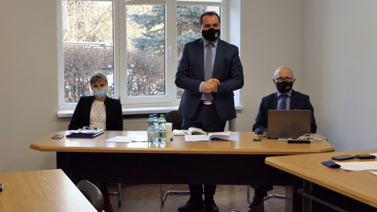 Malbork. Odbyła się nadzwyczajna sesja Rady Gminy.