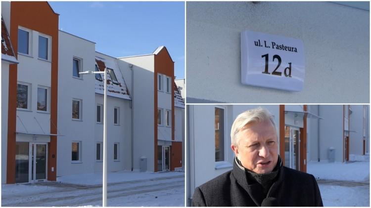 Malbork. 42 rodziny zamieszkają w budynku przy Pasteura 12.