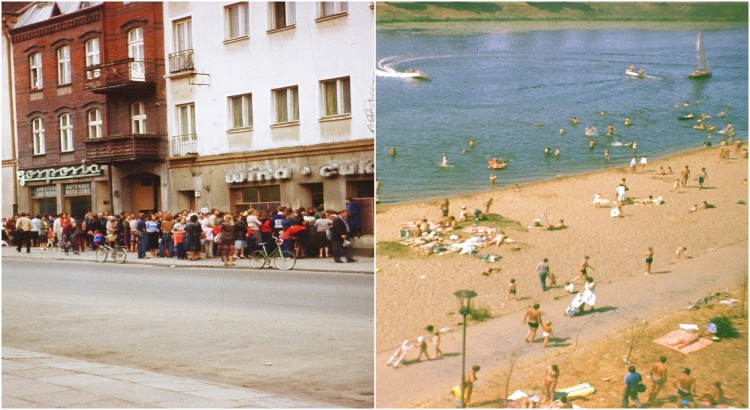 Malbork. Zobacz stare zdjęcia miasta z 1980 r.
