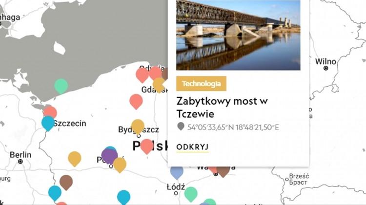 #JestTyleDoOdkrycia – pomorskie atrakcje wyróżnione na interaktywnej mapie National Geographic.