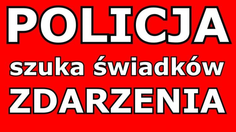 Policja w Malborku szuka świadków kilku zdarzeń drogowych.