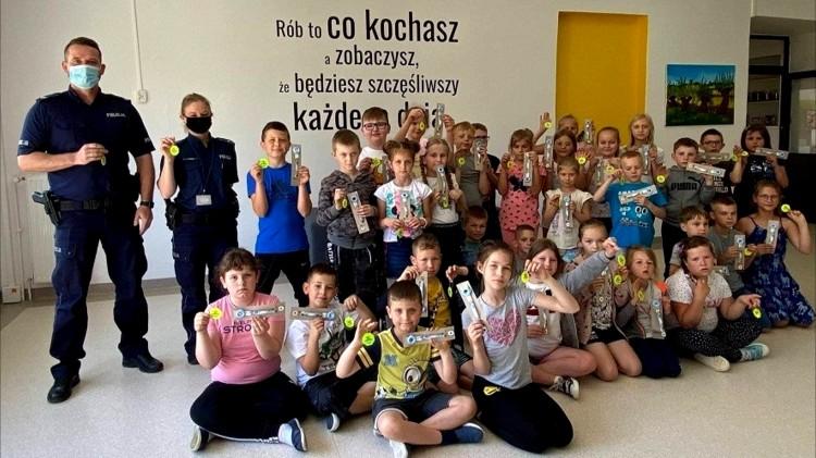 Nowy Dwór Gdański. O bezpieczeństwie z dziećmi.