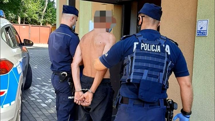 Naruszyli zakaz zbliżania się – raport sztumskich służb mundurowych.