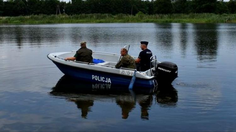 Malbork. Dbają o bezpieczeństwo również na wodzie.