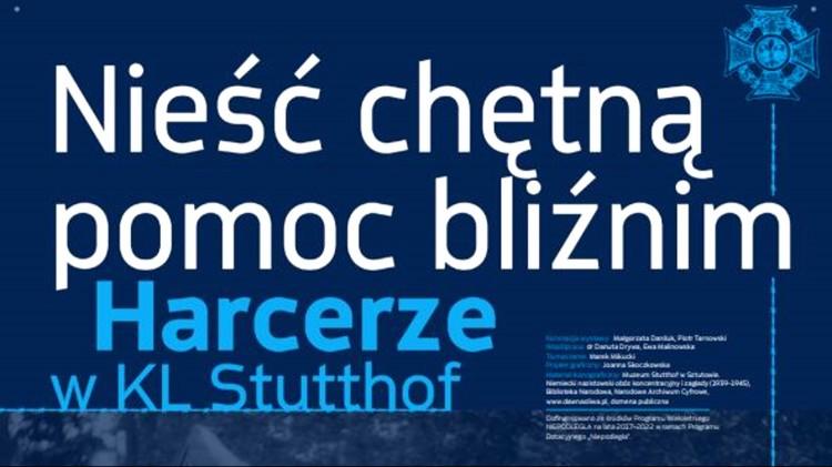 Sztutowo. Muzeum Stutthof zaprasza na nową wystawę o harcerkach i harcerzach.
