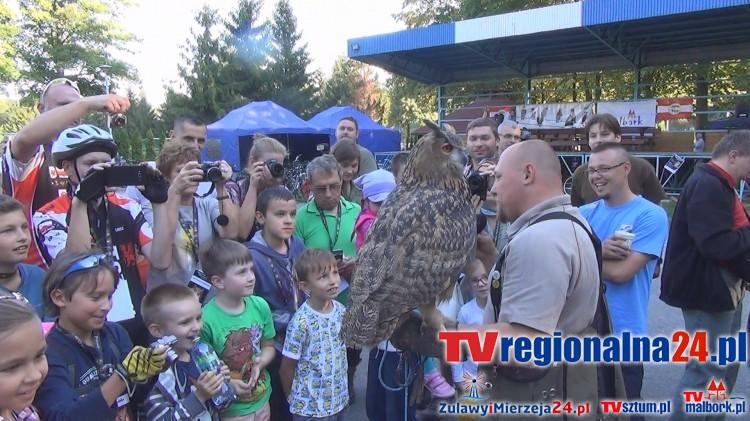 """I Malborski Rajd Rowerowy """"Spójrz sowie w oczy"""" już za nami 19.09.2015"""