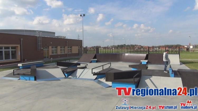 Wygrana walka o Skatepark w Malborku – 23.09.2015