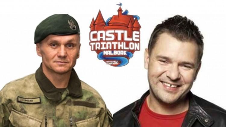 Gen. Roman Polko oraz aktor Tomasz Karolak wezmą udział w Castle Triathlon…