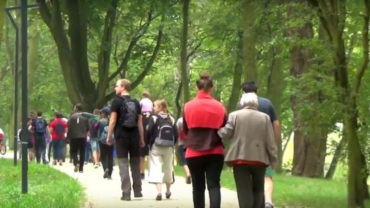 Uratujmy Park w Malborku. Petycja Macieja Ruska o zachowanie funkcji parku…