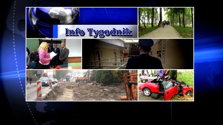 Kilkanaście newsów w 7 min. Info Tygodnik w nowej formule. Malbork -…