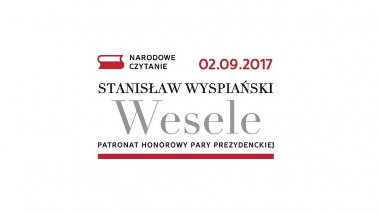 Malbork : Zapraszamy mieszkańców do Narodowego Czytania - 02.09.2017